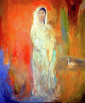 James Gallagher - Woman With A Swan