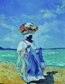 Womans Bahia by Pierre Putica