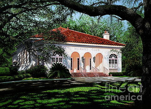 Woman's Club of Tallahassee by Michael Nowak