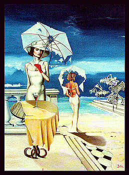 Women by Gunter Hujber
