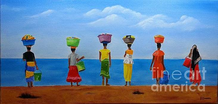Women of Africa  by Bev Conover