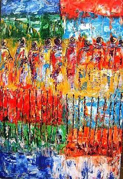 Women  Of All Season by Joseph Muchina
