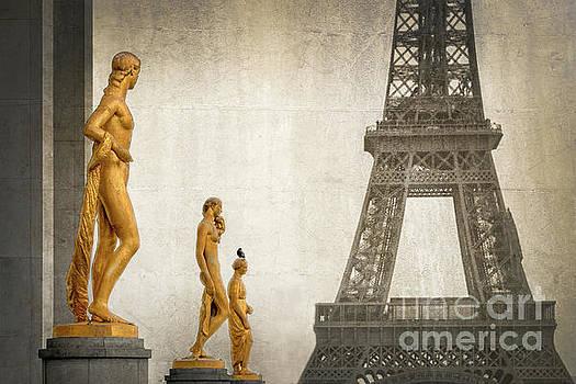 Delphimages Photo Creations - Women of Paris