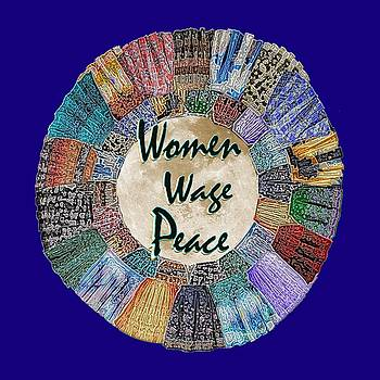 Women Wage Peace by Michele Avanti