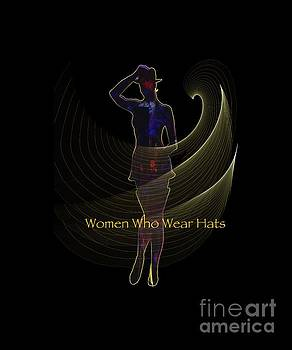 Women Who Wear Hats 5 by Sydne Archambault