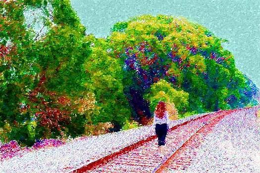 Women's Path by Katherine Erickson