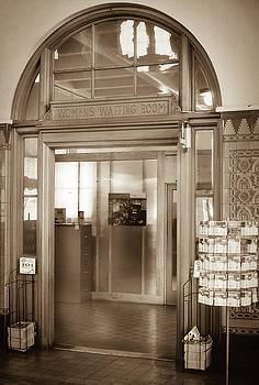 Women's Waiting Room by Samuel M Purvis III