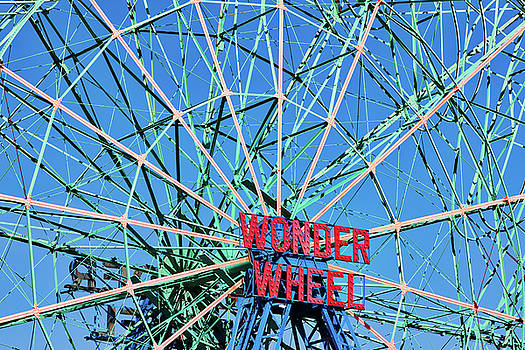 Wonder Wheel by Jerry Fornarotto