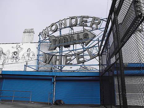 Wonder Wheel by Peter Aiello