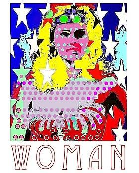 Wonder Woman by Ricky Sencion