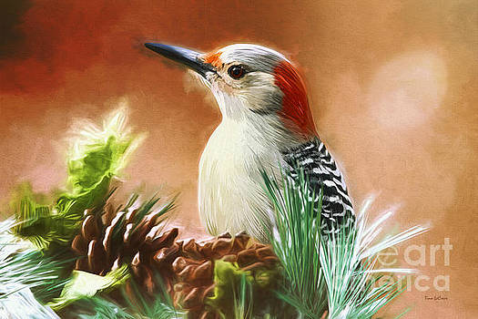 Wonderful Woodpecker by Tina LeCour