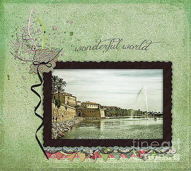 Wonderful World by Gillian Singleton