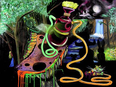 Wonderland by eVol i