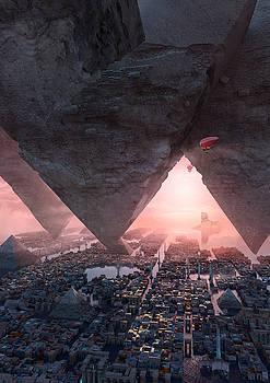 wonders great pyrimaid of Giza by Te Hu