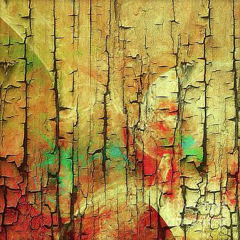 Deborah Benoit - Wood Abstract