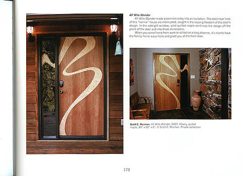 Wood Art Today Two by Scott Reuman