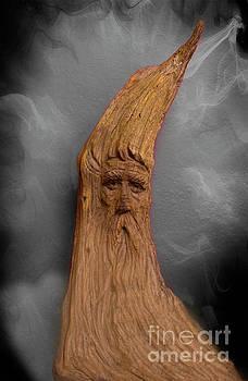 Wood Nymph II by Al Bourassa