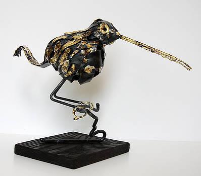 Woodcock by Buzz Leighton