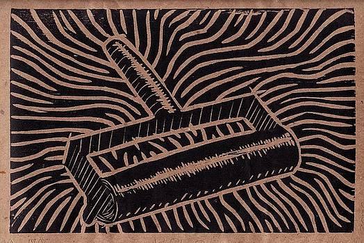 Woodcut Roll  by Daniel Ribeiro