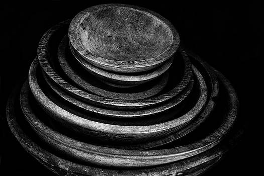 Guy Shultz - Wooden Bowls