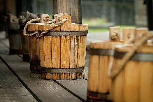 Rich Sirko - Wooden Buckets
