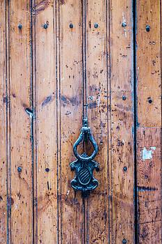 Wooden Door, by David Ridley