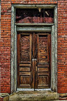 Wooden Door by Tim Wilson