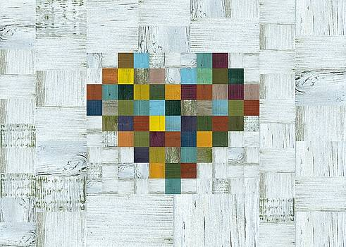 Michelle Calkins - Wooden Heart 2.0