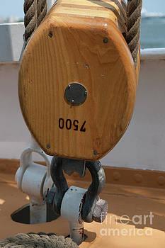 Dale Powell - Wooden Line Block