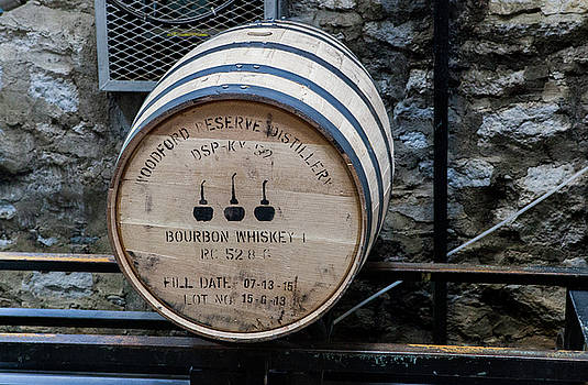 Woodford Reserve Barrel by John Daly