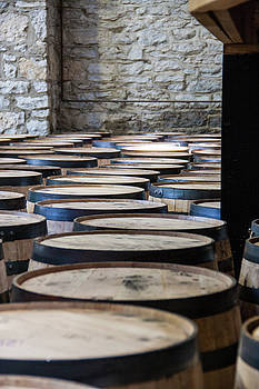 Woodford Reserve Barrels by John Daly
