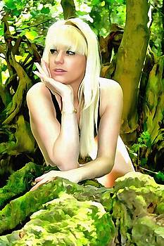 Woodland Blonde by Oliver Cook