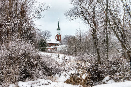 Woodland Church by William Beuther