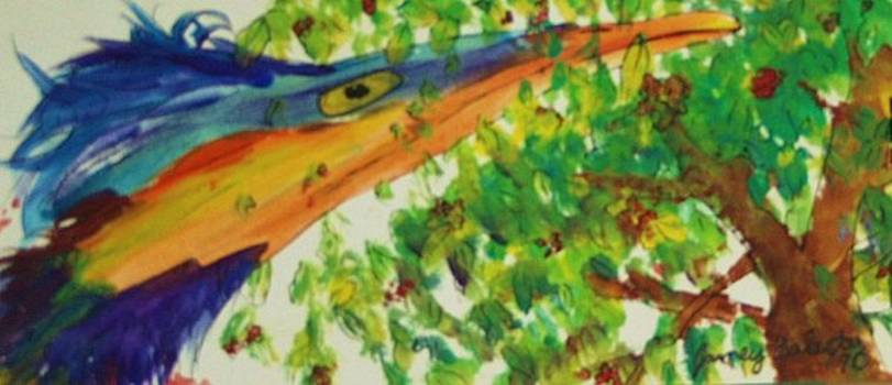 Jamey Balester - Woodpecker