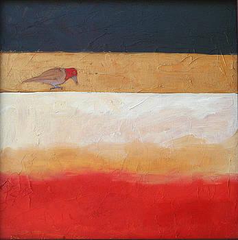 Victoria Sheridan - woodpecker