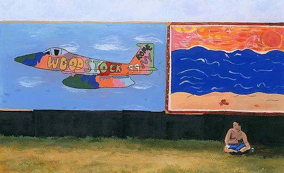 Woodstock 99 Revisited by Lynne Reichhart