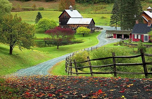 Woodstock Vermont by Matt Shiffler