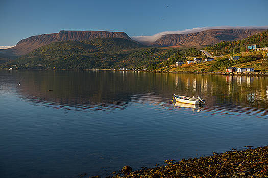 Woody Point, Gros Morne by Tom Hamilton
