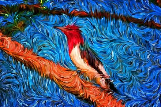 Woody Woodpecker by Mario Carini