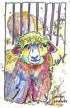 Wool Ewe Be Mine? by Jennifer Edwards