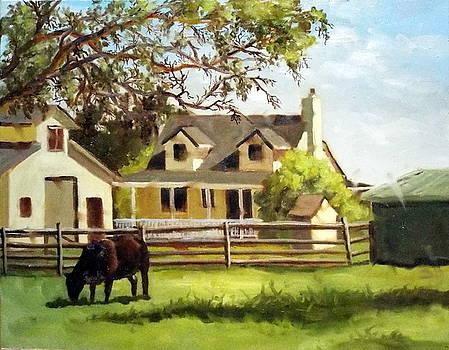 Woolsey Road Ranch by Char Wood
