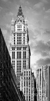 Woolworth building by Juergen Held