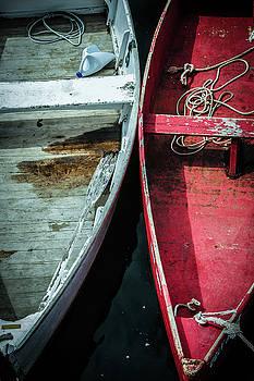 Work Boats - Cape Porpoise by Samuel M Purvis III