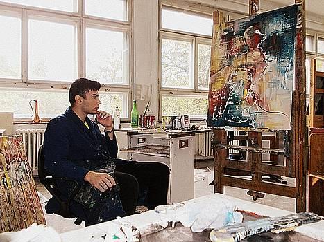 Work Place by Machukov Dejan