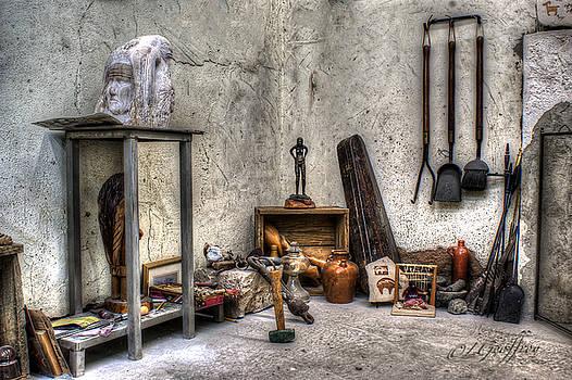 Work Room by Lynn Geoffroy