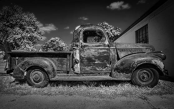 Work Truck by Ray Congrove