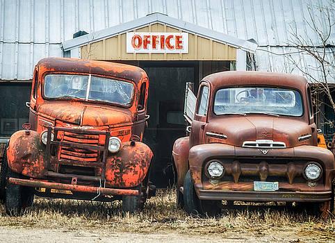 Dan Traun - Work Trucks