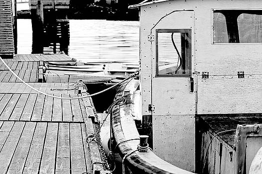 Working Boat by Brian Pflanz