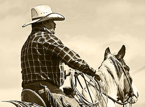 Working Cowboy by Susie Fisher
