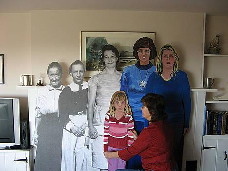 Betty Pieper - Working on Six Generations